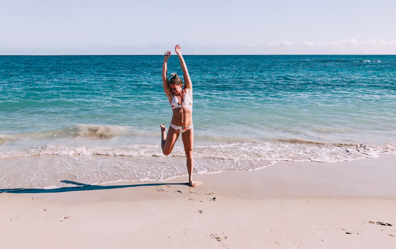 6 Ways to Stay In Shape This Summer (physically + mentally)