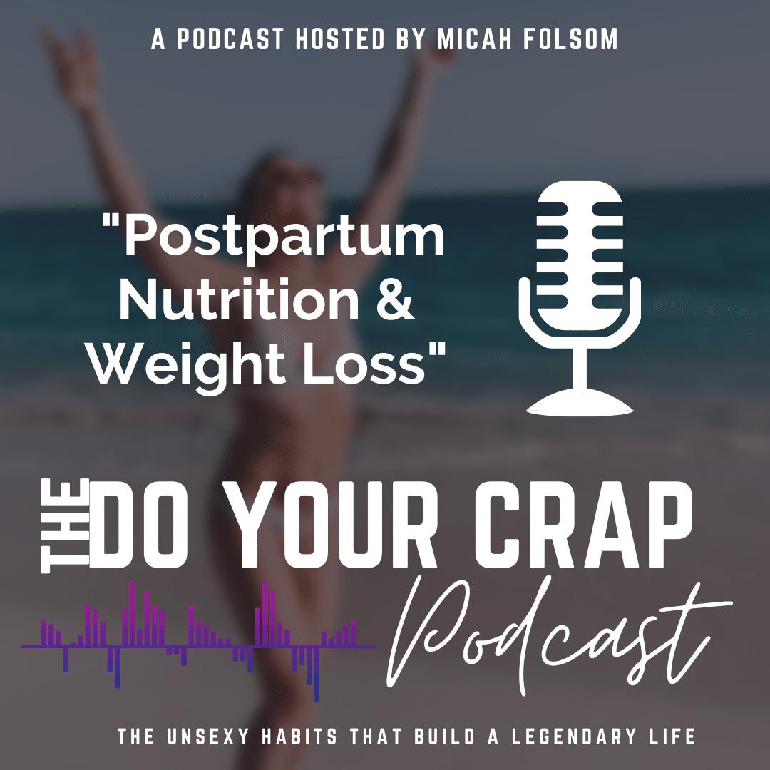 postpartum nutrition